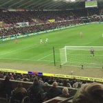 @SouthamptonFC make it 0-1 @ShaneLong7 with the goal!! #saintsfc #scfcvsfc #WeMarchOn https://t.co/b1SYAWddR5