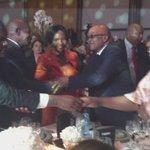 #UbuntuAwards President Jacob Zuma has arrived. @TheCapeArgus @IOL https://t.co/XrPJGqVlp5