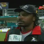 """Dont blush Tom"" ???????? He should be fined by PSL management too ???? #HBLPSL https://t.co/ONw4IPs23b"