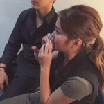 """""""Si Kathryn parang abnormal"""" his finger on her nostrils and he doesnt even bother. NORMALCY ❤️ #VoteKathrynFPP #KCA https://t.co/9KuLEh4Brn"""