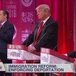 It got so heated between Cruz and Rubio, there was a Spanish-language challenge #GOPDebate https://t.co/LB5kEQl0gp