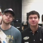 a happy valentines day message from 5sos the dreamiest band around theyre complete dorks but i love them https://t.co/3utCn9pPXf
