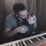 Comel je baby ni tertidur bila ayah dia mainkan lagu lullaby. Tgok full video dgn aku sekali boleh terlelap 😍👶🏻😍👶🏻 https://t.co/DTTYtqHn9m