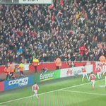 The scenes. Welbeck. Unbelievable! https://t.co/qWTtOyEWh2