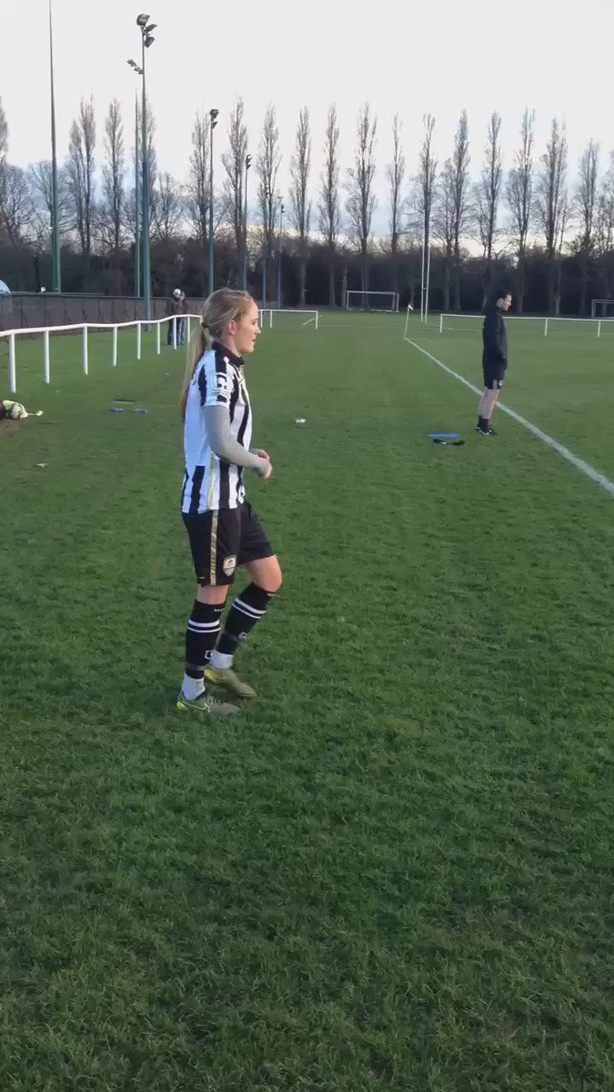 Here's the moment @sophiebradley2 took to the field, 19 months after her last appearance. https://t.co/Sh2kv98qPv