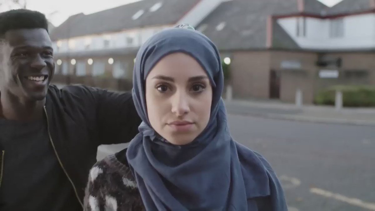 More than 50% hate crimes against Muslims go unreported. Powerful new video tackles Islamophobia https://t.co/XX6LNHkmTu