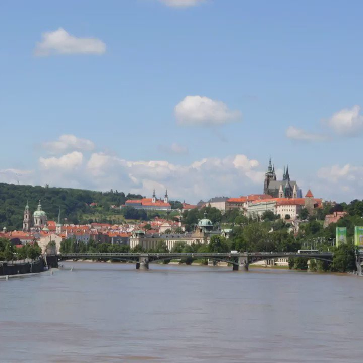 Step into #Prague and you'll feel like you've tumbled into a fairy-tale! #Interrail #travel https://t.co/PebKG1YWbx