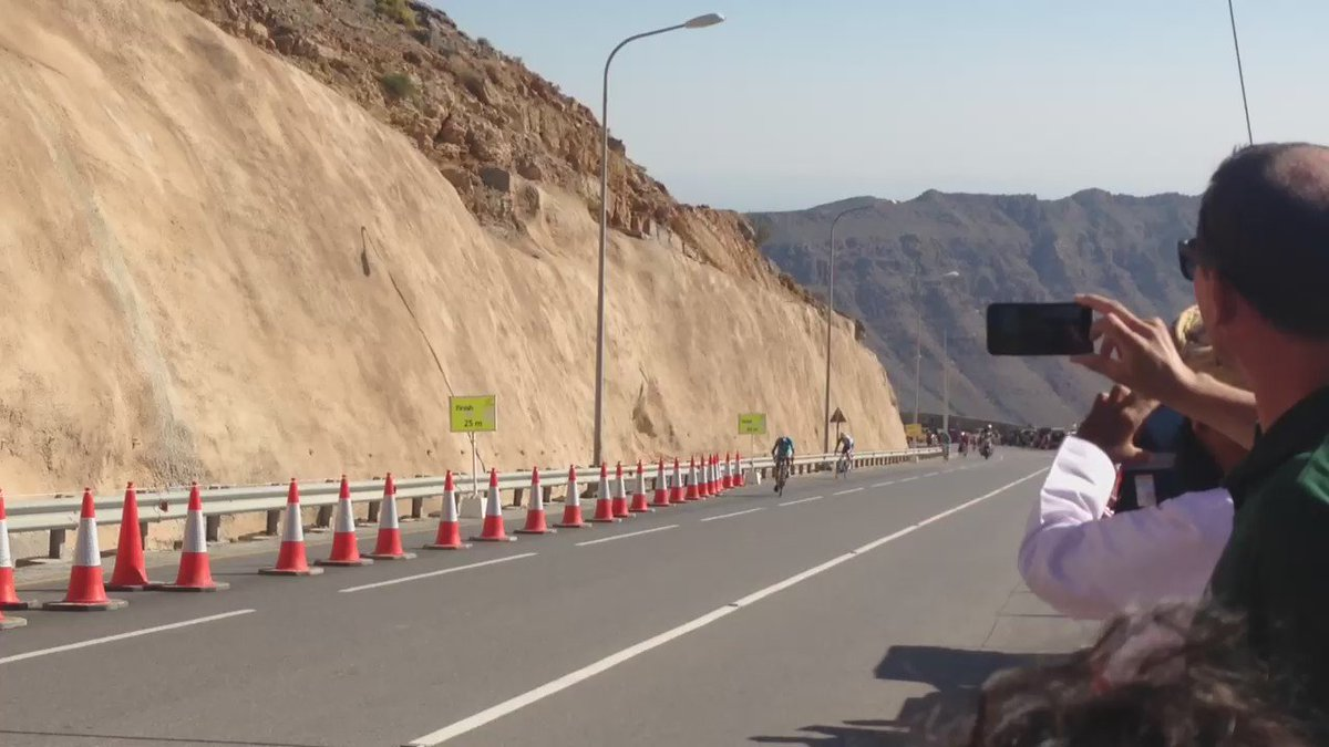 Nibali wins stage four and takes over race lead @tourofoman  #TOO2016. https://t.co/yIaCmwyE61