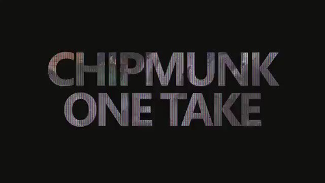 *BRAND NEW HEAT* 'CHIPMUNK @OFFICIALCHIP - ONE TAKE' https://t.co/71lMBp6ZBP