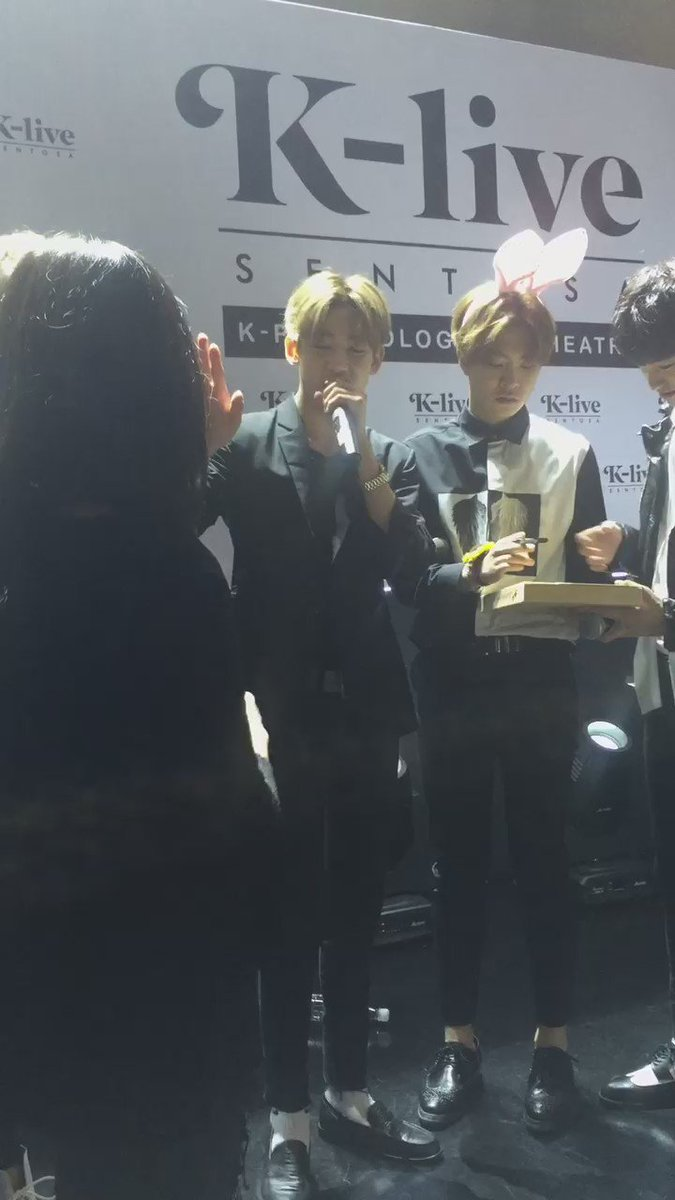 Me: I LOVE COCO! YJ: I love coco too! Bambam: I love nora