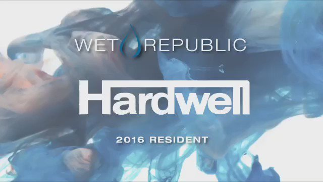 We are proud to announce the return of @Hardwell this year as one of our 2016 featured artist! #RoadtoWet https://t.co/BIYZZn8mp2