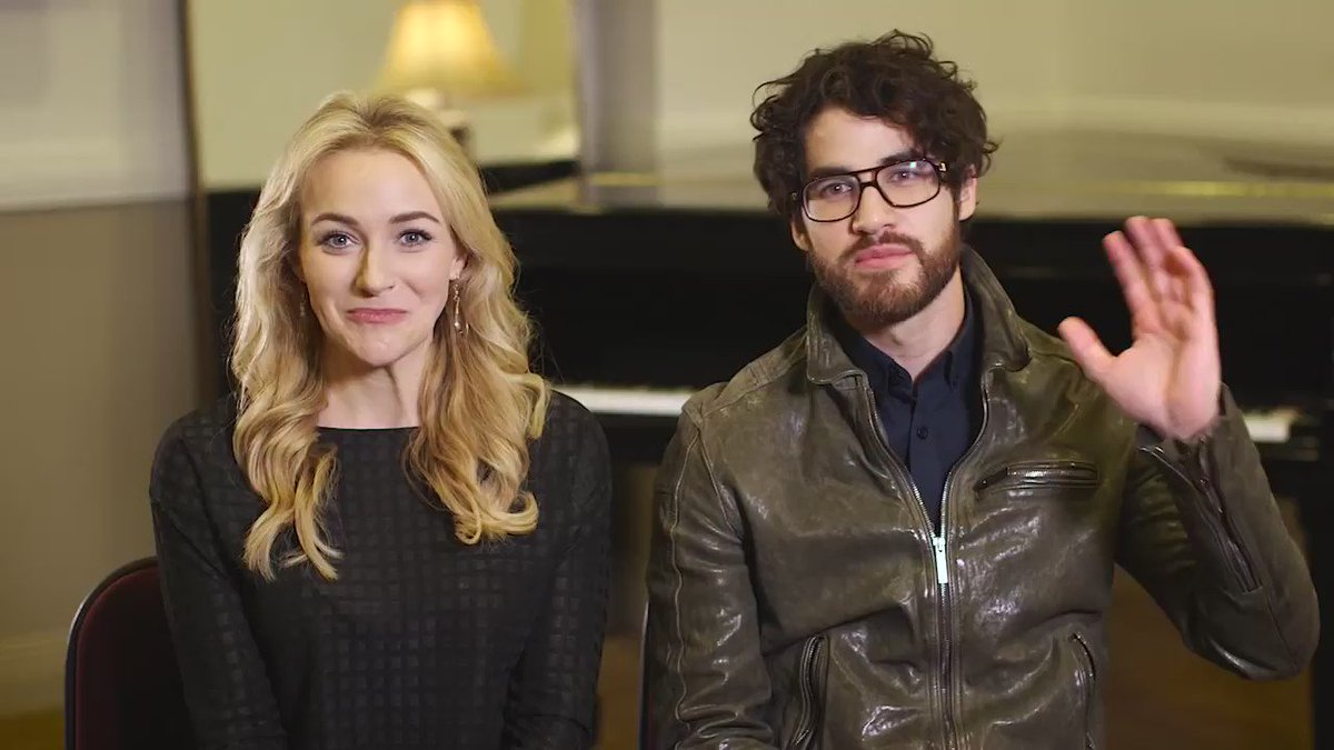 .@BetsyWolfe & @DarrenCriss take the stage w/ @NSOtweets tonight & tomorrow! Join us >> https://t.co/mv7kub8TBe https://t.co/TqnXFtENpI