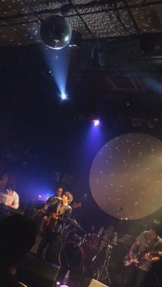 先日のバンド編成ライブをほんのちょっと。「snowbird」より。 https://t.co/ULV0UEQEFy