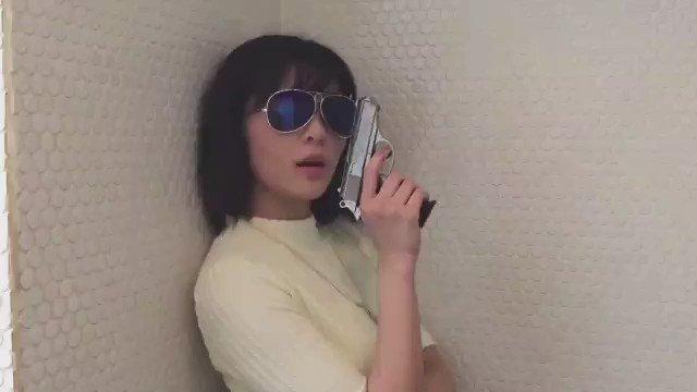 「ひなフェス twitter 動画リレー」謎の女スパイ?からお知らせ!その正体は…!!次は℃-uteの岡井千聖さんです♪  #田村芽実 #angerme #アンジュルム #ひなフェス16 https://t.co/cACzVNA232