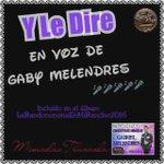 @B_RanchoViejo nos gustaría q el siguiente sencillo sea #YLeDire en voz de #NuestroConsen @GABYBRV1💝 Plis plis  https://t.co/e9ZnLCgGBx