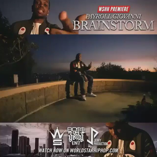Go Check Out The Homie @FenkellPayroll New Video Brainstorm On WSHH Shot By @JerryPHD https://t.co/qaoE7CMpEG