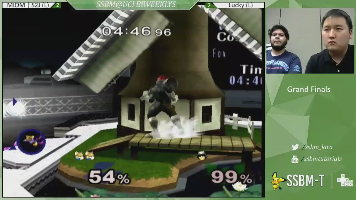 How can you not love Melee? @S2JFALCON I absolutely love your Captain Falcon
