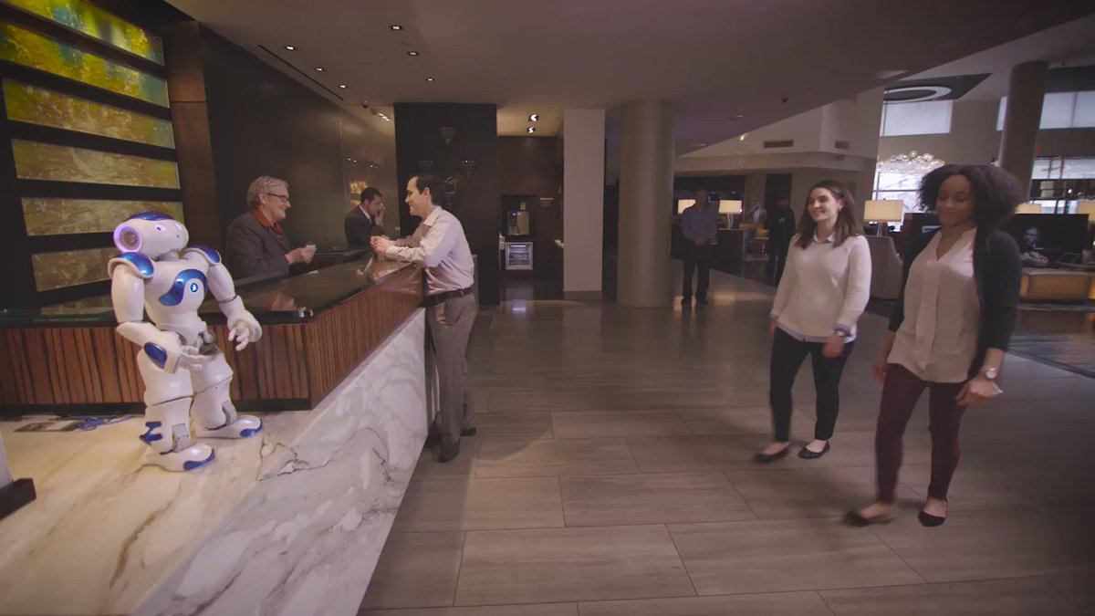 """Hilton and IBM Pilot """"Connie,"""" The World's First Watson-Enabled Hotel Concierge https://t.co/2wvsBPiMWF #ibmwatson https://t.co/lCNBDjqpuq"""
