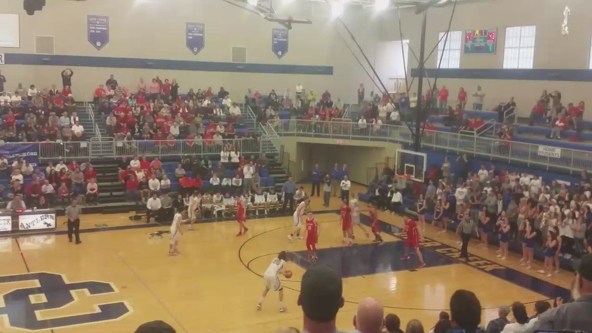 Wild finish! Fort Gibson upends No. 1 Harrah in Class 4A quarterfinals. https://t.co/Cx1xWRtRpo