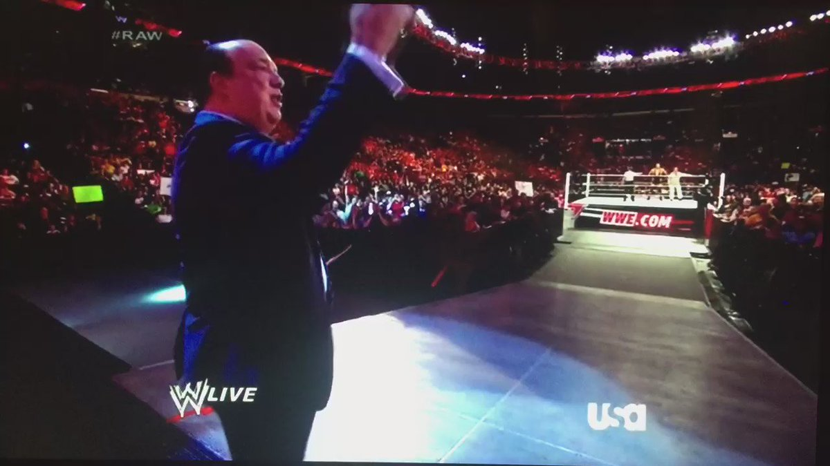 """#HustleThursday: """"Mike-lient Brock Lesnar conquered the Undertaker's undefeated streak at WM!"""" - @HeymanHustle https://t.co/5GpZ9l9Udh"""