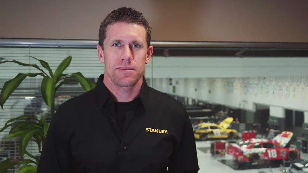 Hey, @stepheningram! Carl Edwards and the @StanleyRacing team are pumped to meet you this weekend in Phoenix. https://t.co/25YwoDqOI9