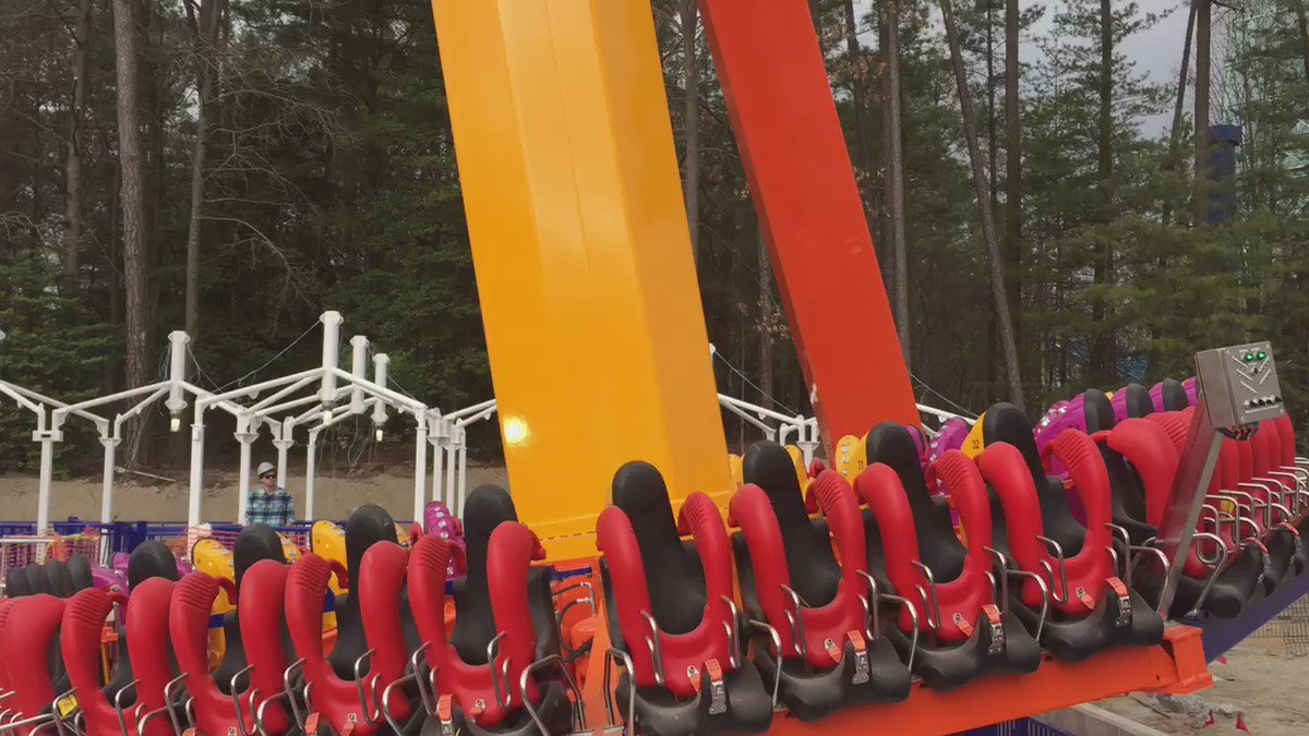 Testing underway! RT if you're ready to ride #DeliriumKD https://t.co/ZAKJxqTdtR
