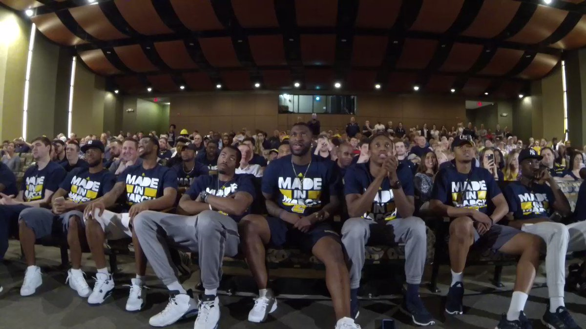 Let the madness begin! #SelectionSunday #GoMocs https://t.co/5uMo3dbG3d