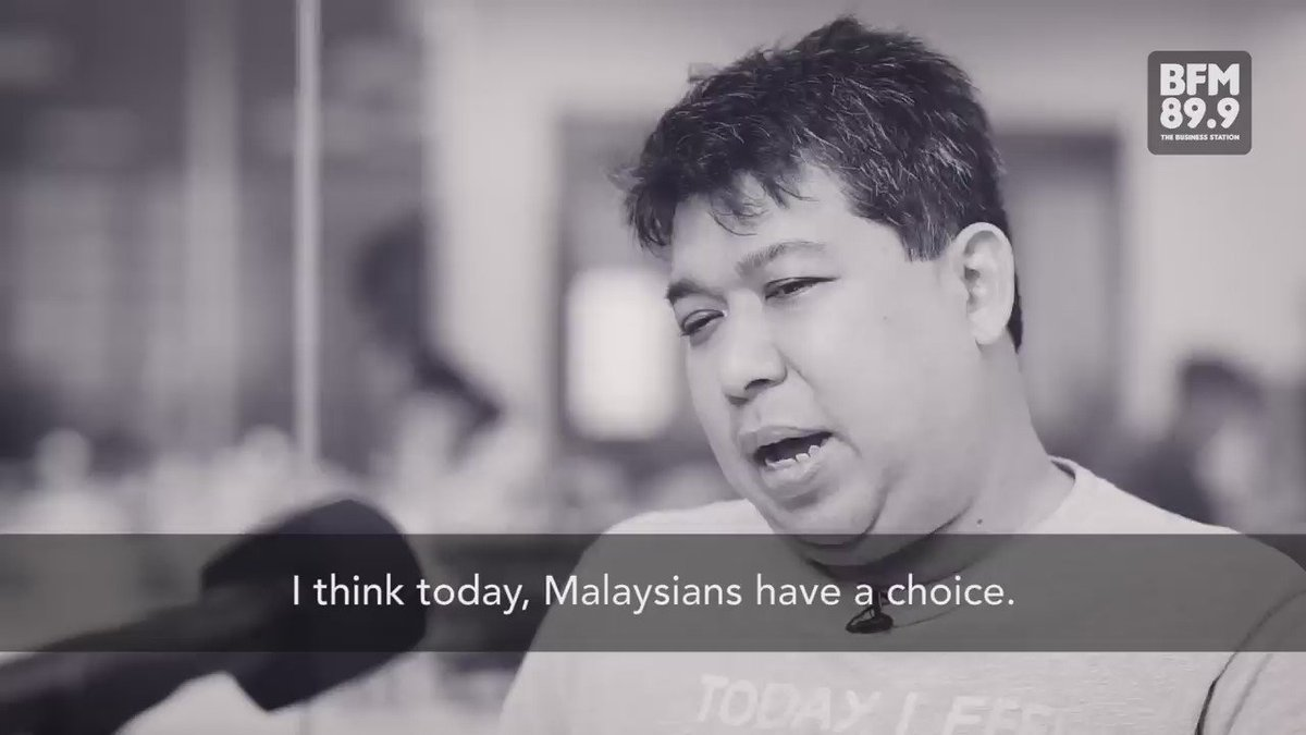 """I want everyone to write the Malaysian story""""@jsadiq tells #BFMUncensored why you can now be an Insider @tm_insider https://t.co/T8J1FzmVHk"""