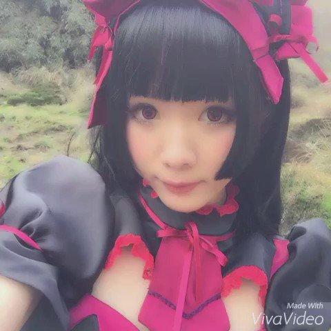 ロゥリィ・マーキュリー動画💕#GATE #gate_anime