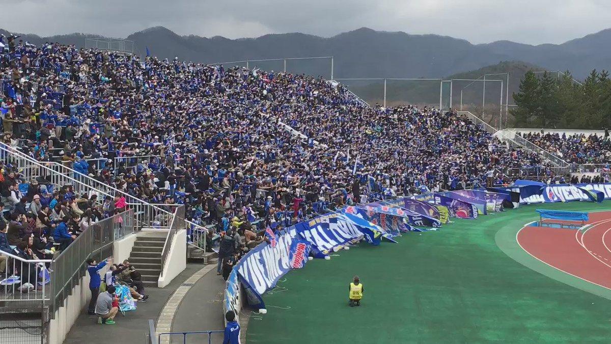 モンテディオ山形 ホーム開幕戦紙吹雪 https://t.co/oCqATnVmvQ