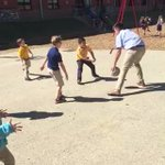 HE CROSSED A LIL KID AT RECESS  💀 https://t.co/HLvrBW2phy