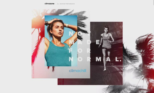 adidas Climachill  https://t.co/xwgIBCdI5R   New site by @resn_has_no_i https://t.co/j5R4C115lA