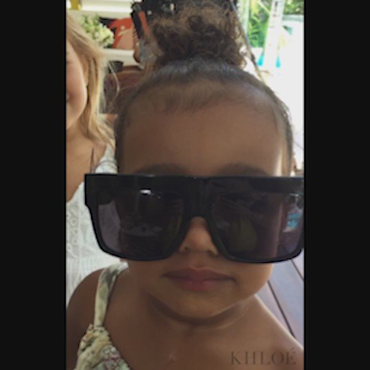 I CANNOT stop making these videos!!! North does not play okkuuurrr! More on khloewithak! https://t.co/TQPM3SUhAT https://t.co/pcfUEDwjFx
