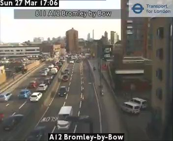 Queues because of @LittleMix back through the Blackwall Tunnel. The back of the queue is at Bow. [ro] https://t.co/xBMLlUnY68