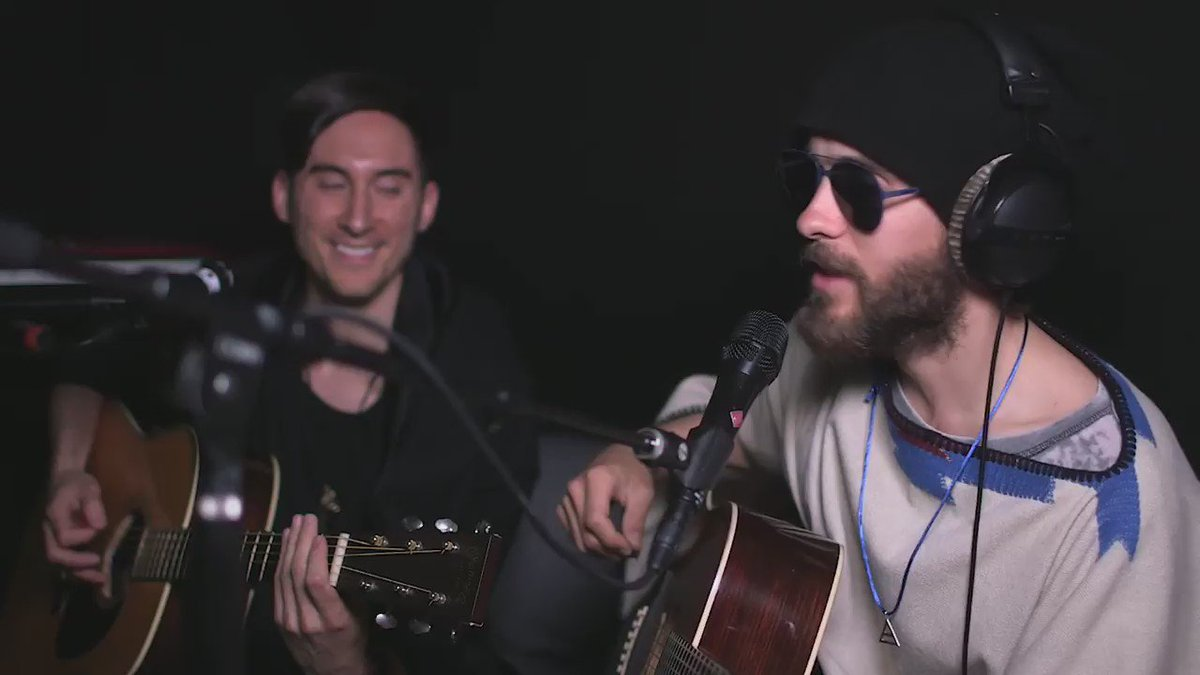 RT @VyRT: Access hours of content with @JaredLeto's Live Acoustic broadcast, now streaming On Demand: https://t.co/ykGqvYTdnk https://t.co/…