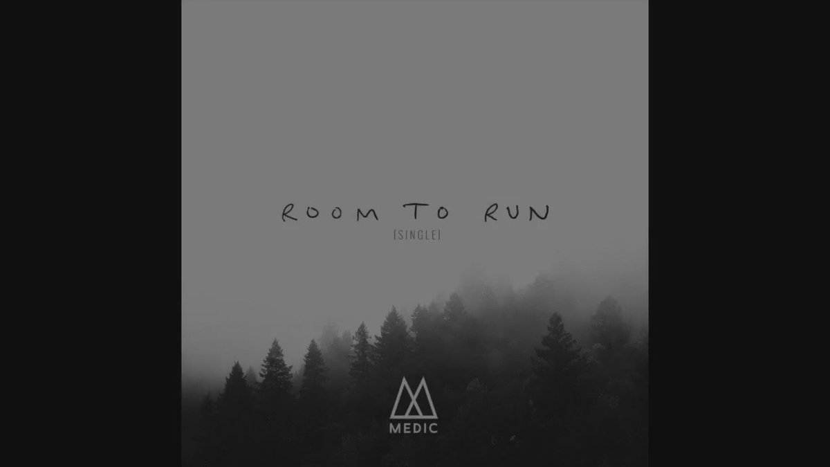 """Our new single """"Room to Run"""" is dropping this week! #OlympiaIsComing #weareMEDIC #teamMEDIC #olympiabymedic https://t.co/V2eeSryUJS"""