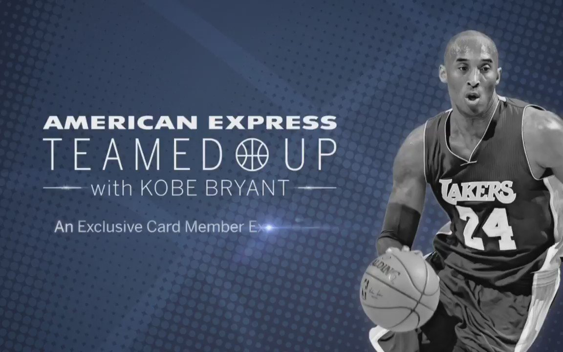 See what @RickFox and @RKHorry had to say about me at American Express Teamed Up. https://t.co/jBO9nURwtk #AmexNBA https://t.co/fc4N0I7i89