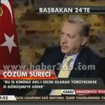 Erdoğan: Öcalana, talimatıma rağmen televizyon verilmediğini öğrenince TV verilmesi için Adalet Bakanını uyardım. https://t.co/8hhuALN202