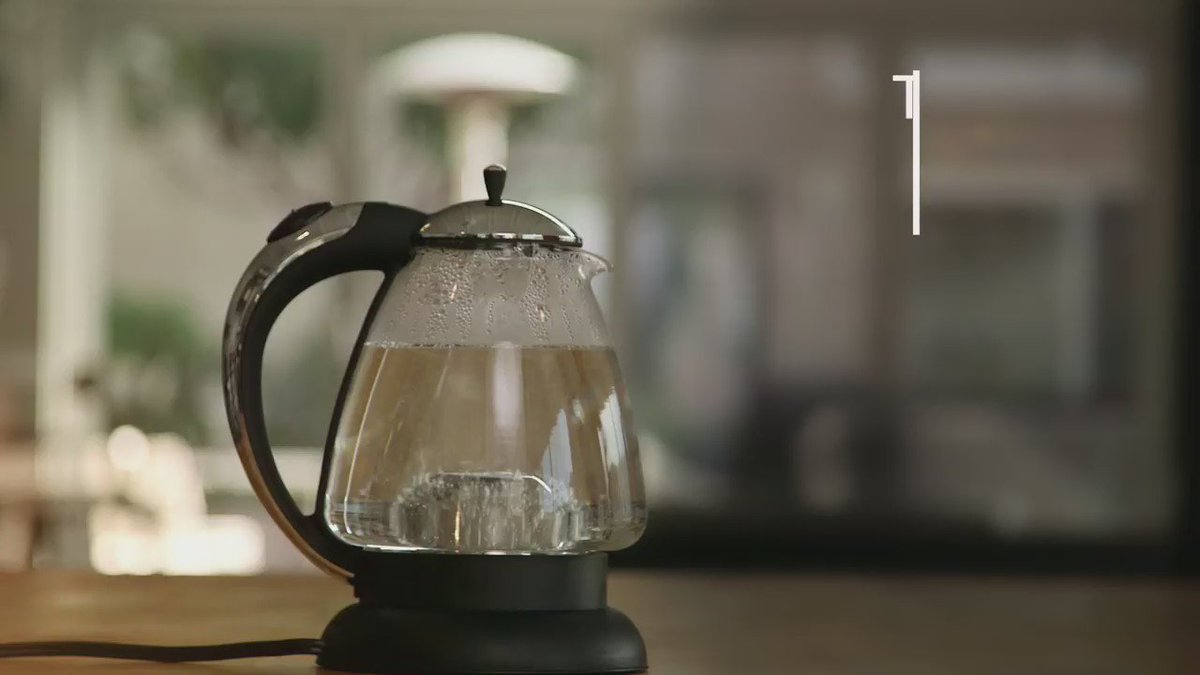 #Tea tip: If your kettle is whistling, the water is too hot for #greentea. Use water that's just short of boiling. https://t.co/UcaMQVe6XC