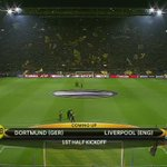 RT @In2SportsInc: Chills down the spine as #Liverpool fans & #Dortmund fans sing