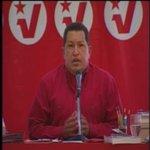 """Chávez: """"¡El porvenir de Venezuela o es socialista o no es!"""" Pues vamos tod@s a construir la patria Socialista. https://t.co/gN30YUDlIG"""