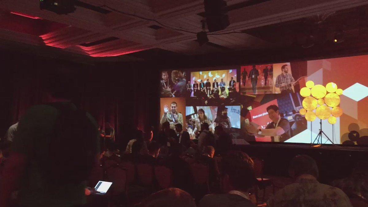 Razoyo: It's on! First keynote of #MagentoImagine https://t.co/1nlZDrzQCf