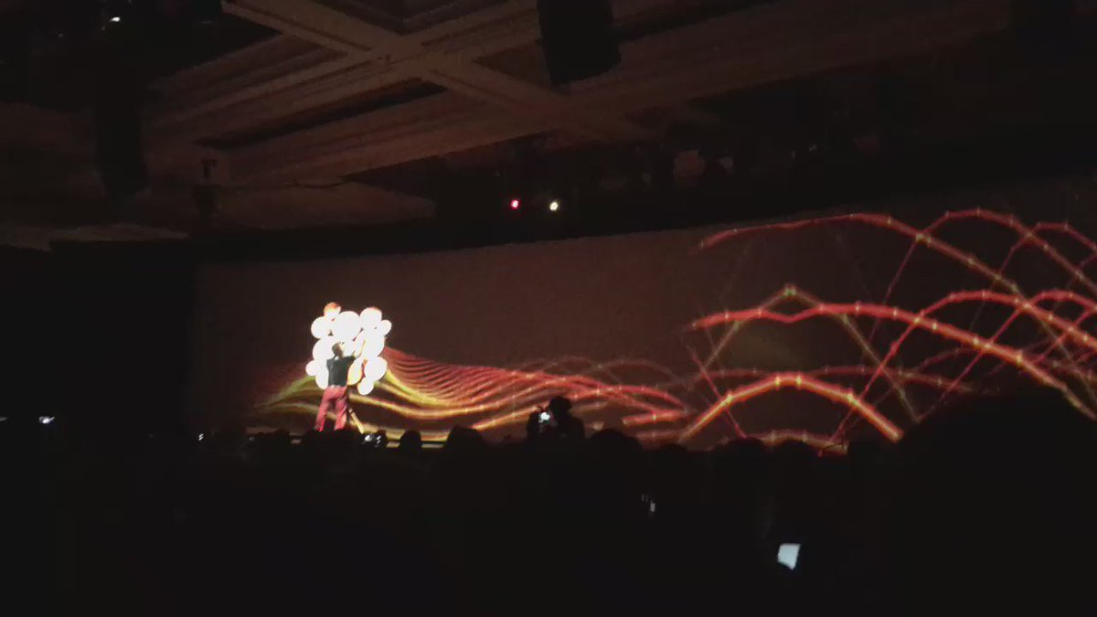 phoenix_medien: Great opening show #MagentoImagine https://t.co/5IKivECCpQ