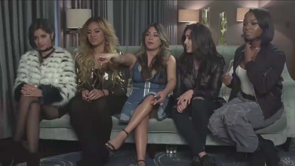 Watch me harmonise with @FifthHarmony on a new EXCLUSIVE track - that I wrote @sunriseon7 #Harmonizers #FifthHarmony https://t.co/WqoHVFVwYn