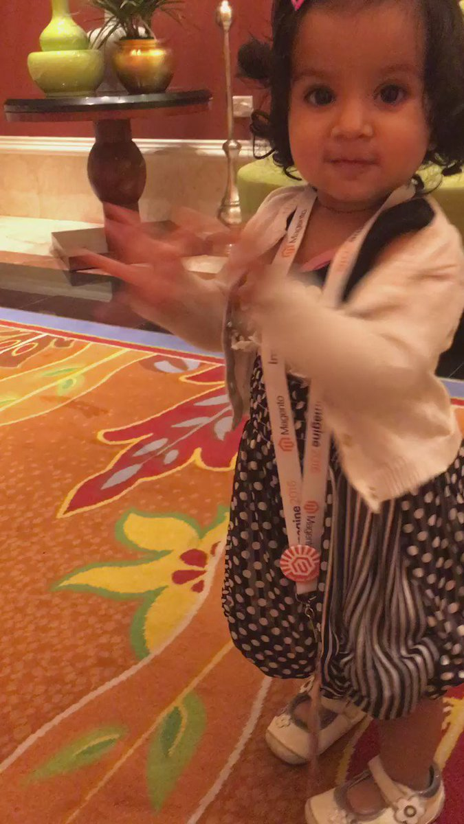 chetg21: Who says there's an age limit at @Magento ers rocking and having fun #MagentoImagine https://t.co/XJqXKV6dm1