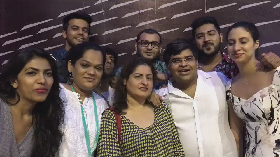 Loved Fan. My darling gaurav aka @iamsrk we @filmfare love love you.The stuff great actors are made of. Fan-tastic. https://t.co/qCFMMi45wf