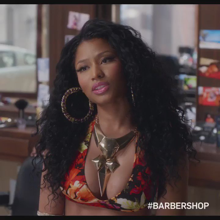 RT @NickiMNewspaper: #Barbershop: The Next Cut is now playing! Get tickets: https://t.co/xWLMwdOQsT #BarberShopTheNextCut https://t.co/D1jn…