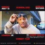 Hey @FunnyAsFark, Marlon Wayans Live Show @ Brixton O2 Academy, Sun 15th May. Tickets>https://t.co/o2K68R1srN https://t.co/fw1UKZOBxK