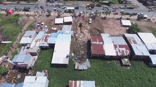 #Babahoyo desde el aire #TerremotoEcuador https://t.co/qCveL0pvQt