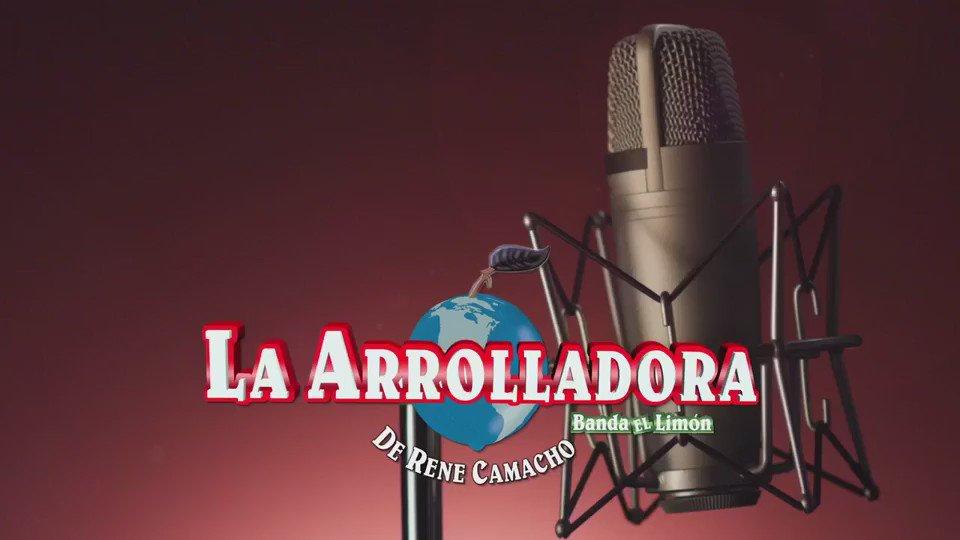 #EstrenoArrollador  viernes 22/abril @Arrolladora https://t.co/t69lCHa1bH
